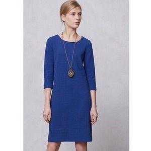 Anthropologie Ganni Lousa Shift Knit Dress
